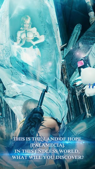 MOBIUS FINAL FANTASY Android apk