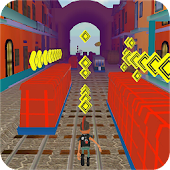 Ninja Subway Surfers
