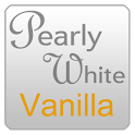 Pearly White Vanilla ADW icon