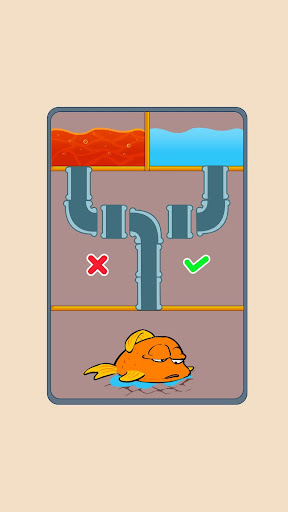 Save Fish - Block Puzzle Aquarium 12.0 screenshots 1