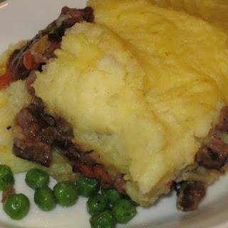 St.Patty's Lamb Pie