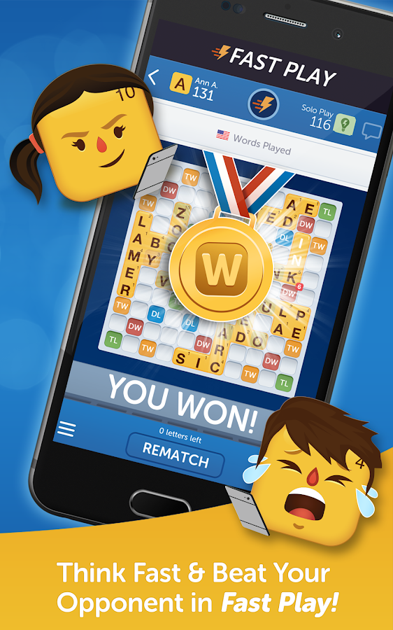 Words With Friends Classic- screenshot