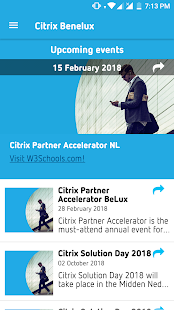 Citrix Benelux- screenshot thumbnail