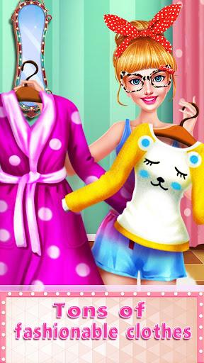💄👧PJ Party - Princess Salon apklade screenshots 2
