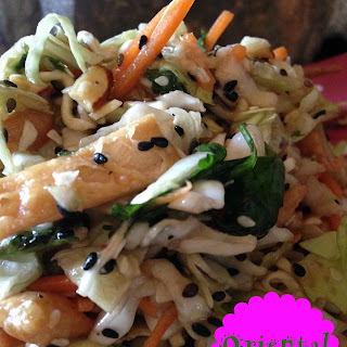 Asian Oriental Salad Recipes.