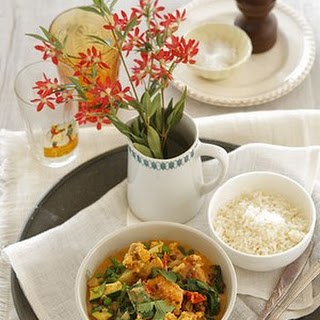 Indian-style Vegetable Curry