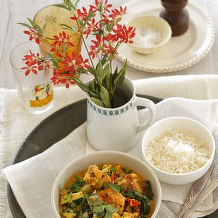 Indian-style Vegetable Curry Recipe | Yummly