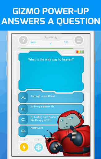 Superbook Bible Trivia Game 1.0.8 screenshots 2