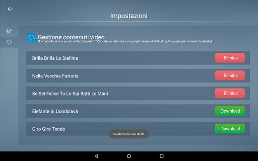 Canzoni Per Bambini screenshot 14