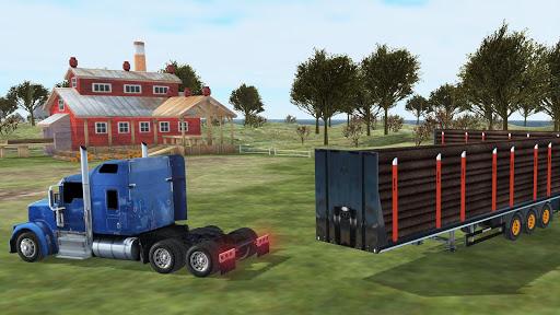 Truck Simulator PRO 2017  screenshots 2
