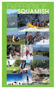 Squamish Adventure App- screenshot thumbnail