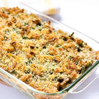 Green Bean Casserole Bread Crumbs Casserole Recipes