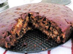 Date Nut Snack Cake Recipe