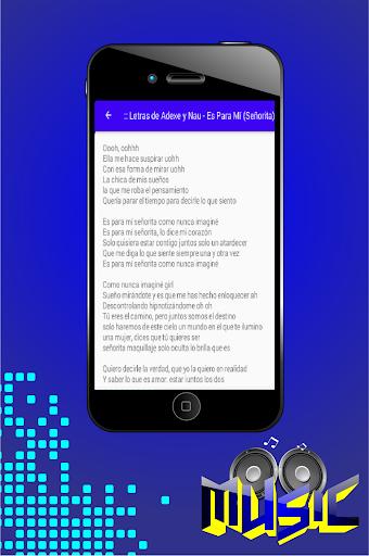 音樂必備免費app推薦|Adexe Y Nau Es Para Mi線上免付費app下載|3C達人阿輝的APP