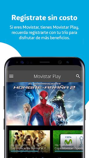 MovistarPlay - Películas, series y Tv en vivo screenshot 1