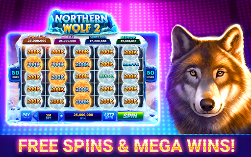 GSN Casino: Play casino games- slots, poker, bingo 4.13.1 screenshots 7