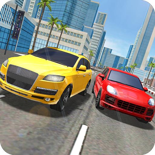 賽車遊戲App|Traffic: Luxury Cars SUV LOGO-3C達人阿輝的APP