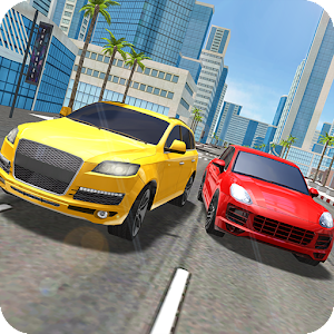 Traffic: Luxury Cars SUV for PC and MAC