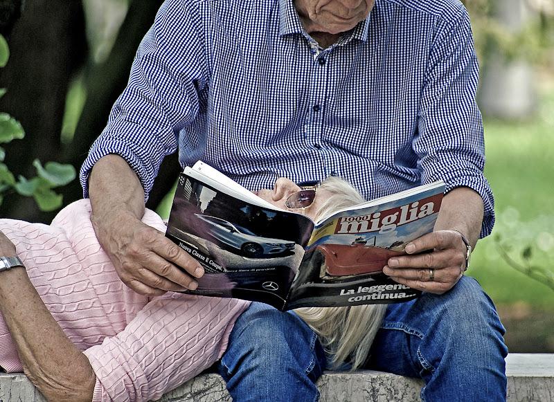 La tenerezza non ha età di mariarosa-bc