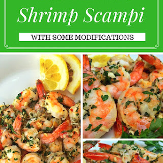 Freddie Prinze Jr's Shrimp Scampi…
