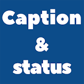 Captions - Status for your post