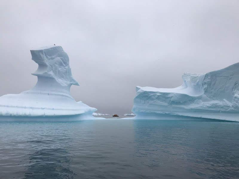 台灣跳島郵輪 南極考察