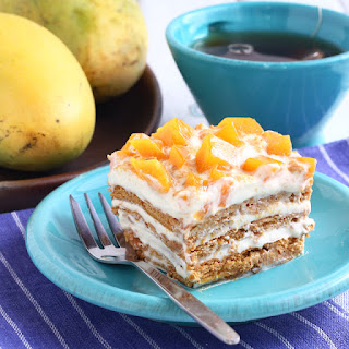 Mango Graham Dessert Recipes