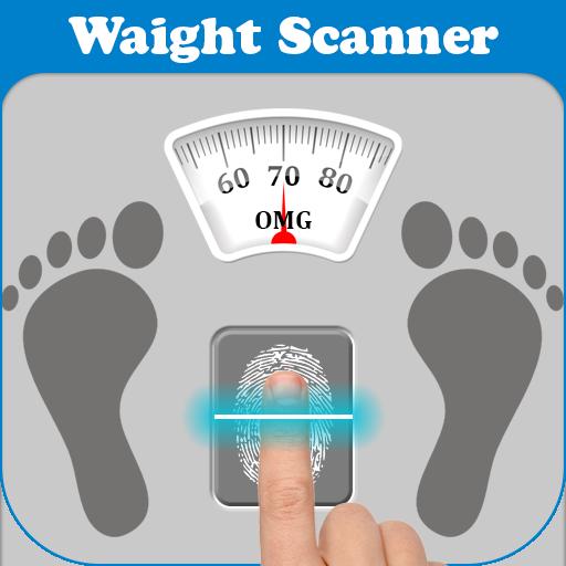 Weight Machine Scanner Prank (app)