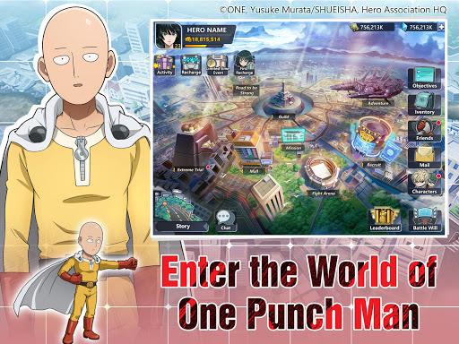 One-Punch Man: Road to Hero 2.0 2.1.0 screenshots 10