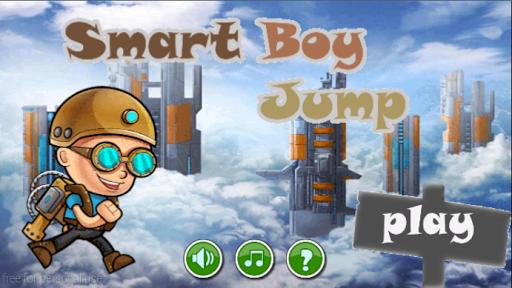 Smart Boy Jump