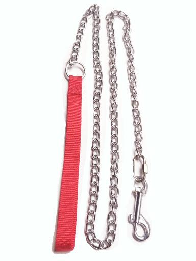 accesorio para mascotas resun cadena paseo con asa 122 cm shk1620254849