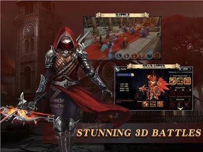 Final Clash 3D FANTASY MMORPG v1.4 MOD APK (High damage/God mod)