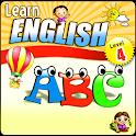 Learn English Level4 (AD-Free) icon