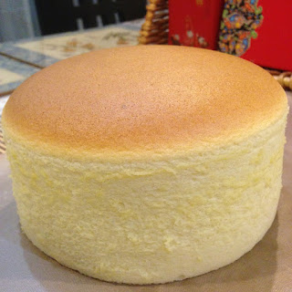 6″ Japanese Cotton Cheesecake, 3 cakes, different temperatures/timing, different results.