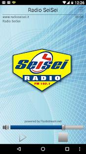 Radio SeiSei - náhled