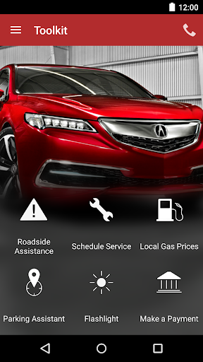 Sherway Acura DealerApp