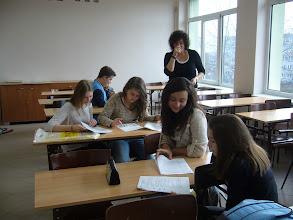 Photo: XXI Ogólnopolska Olimpiada Promocji Zdrowego Stylu Życia PCK - etap szkolny [13.12.2013]