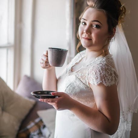 Wedding photographer Olga Tryapicyna (tryolga). Photo of 16.02.2018