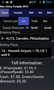 New Jersey Turnpike 2017- screenshot thumbnail