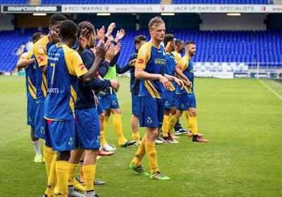 Encore quatre buts en D1B entre Tubize et l'Union!