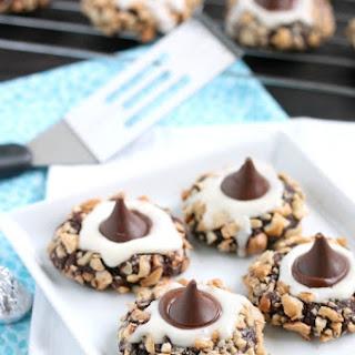 Chocolate Cream Thumbprints