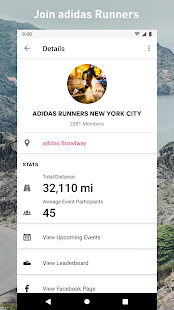 App Runtastic Running App: Run & Mileage Tracker APK for Windows Phone
