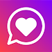 LOVELY – Your Dating App To Meet Singles Nearby icon