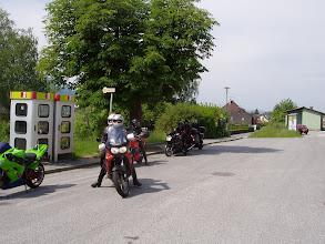 Photo: wieder einige Biker unterwegs