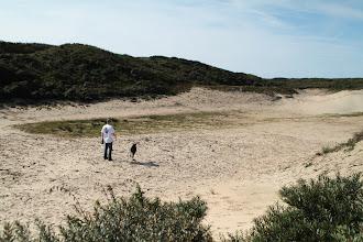 Photo: písečné duny cestou k moři