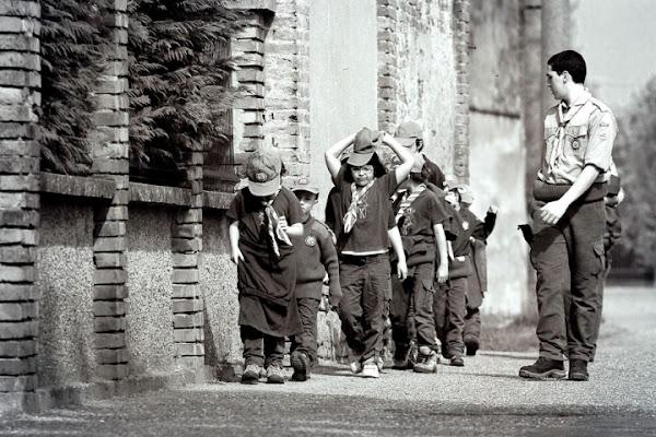 Giovani Boy scout di fedevphoto