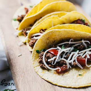 Slow Cooker Beef Tacos.