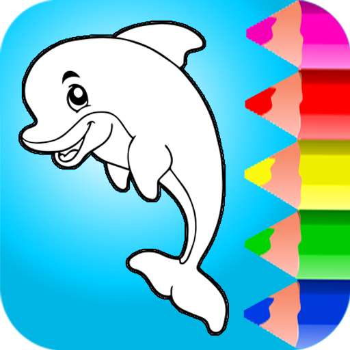 Coloring Pages for Kids - coloring book