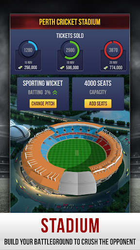 Hitwicketu2122 Cricket Game 2018  screenshots 3