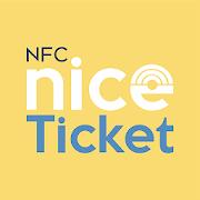 Logo NFC Nice Ticket – L'appli des titres Lignes d'Azur